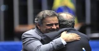 """Corrupção: Gilmar livra Aécio e compensa livrando os """"meninos da floresta"""", do PT"""