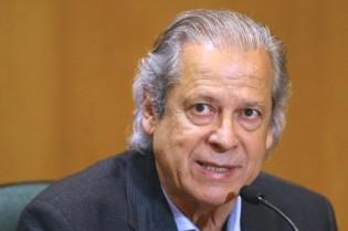 Zé Dirceu tem até terça (3) para ir até Curitiba colocar tornozeleira, sob pena de nova prisão