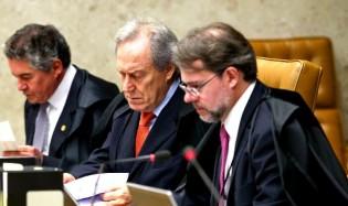 As decisões vergonhosas do STF e o comportamento indecoroso de seus ministros