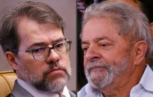 Lula confessa descrença em Toffoli para novo Golpe do Plantonista