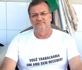 Um recado para os eleitores do nosso amado Tocantins: eu Dr Roberto Corrêa....