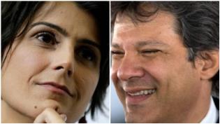 Manuela será vice de Haddad, a soma cujo resultado é um zero a esquerda