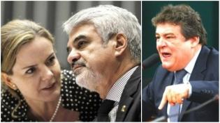 """Deputado, ex-vice líder de Dilma, detona Gleisi e Humberto Costa: """"A banda podre do PT"""" (Veja o Vídeo)"""