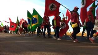 Exército de Brancaleone de Stédile está caminhando rumo a Brasília