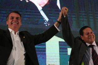 """Vai ser a guerra Bolsonaro/Mourão contra o """"resto"""""""