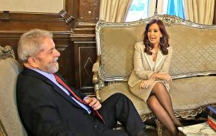 """Cristina é """"Lula de saias"""""""