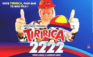 """A bandalheira dos partidos com o """"efeito Tiririca"""""""