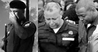 Magistrado faz poesia em homenagem aos policiais mortos pela sociedade e comove a todos
