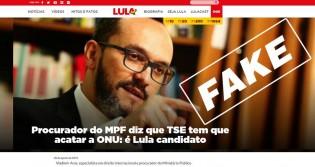 Após revelação de Fake News, PT frauda parecer de procurador do MPF