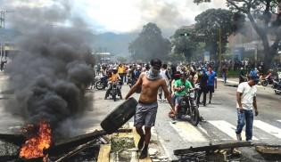 Os venezuelanos são problema de todos, menos da esquerda...