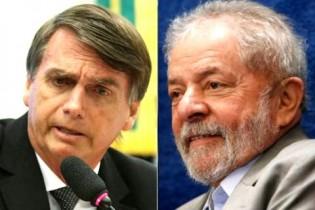 """Bolsonaro começa mais tarde, mas já ultrapassa Lula na """"Guerra da Arrecadação"""""""
