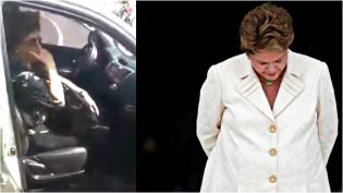 Apoio inexpressivo deixa Dilma praticamente solitária em Minas (Veja o Vídeo)