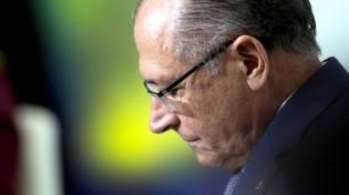 A sentença de Geraldo Alckmin