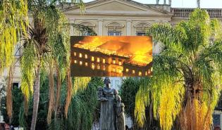 Os nomes daqueles que devem ser cobrados pelo incêndio no museu
