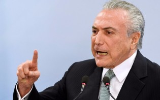 Michel Temer destrói a candidatura capenga de Geraldo Alckmin (Veja o Vídeo)
