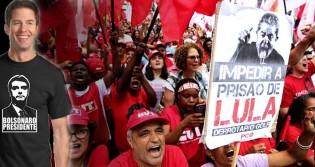 Texto que compara a atitude de apoiadores de Bolsonaro com relação a Adelio e a de esquerdistas, em situação idêntica, viraliza na rede