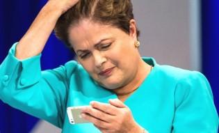 PT descobre que Dilma é um saco sem fundo
