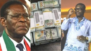 Dinheiro da Guiné Equatorial pode ter sido enviado para pagar advogados de Adelio