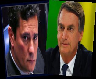 """Estamos vivendo a """"Era Moro e Bolsonaro"""""""