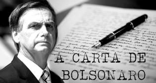 Carta de Bolsonaro pode definir eleição ainda no 1º turno