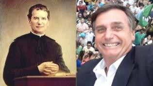 Se eleito, seria Bolsonaro a realização do sonho-visão de Dom Bosco em 1883?