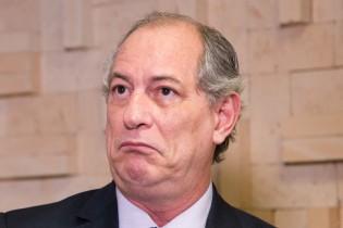 """O """"mecanismo"""" agora é Ciro Gomes?"""
