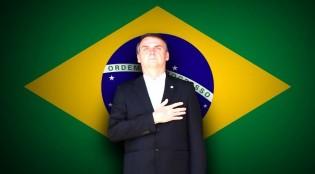 A esperança de um Brasil de disciplina, ordem e progresso