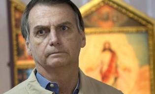 Bolsonaro decide não ir a debate por receio de novo atentado (Veja o Vídeo)