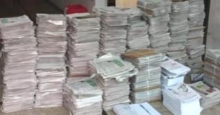 URGENTE – CAIXA 2: Justiça apreende em sindicato jornais com Fake News contra Bolsonaro