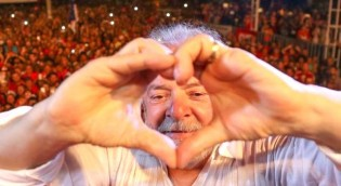 Coração bolivariano