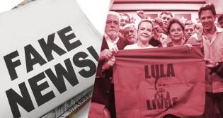 """Preparem-se no sábado e domingo para a avalanche de """"sujeiras & fake news"""" pagas pelo PT"""