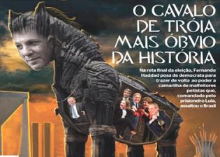 Uma única razão para votar em Bolsonaro: a Esperança