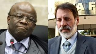 A força da Organização Criminosa: 10 anos depois, Joaquim e Delúbio no mesmo palanque