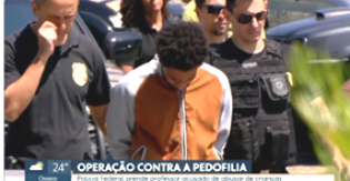 Grande mídia escondeu que professor preso por pedofilia é importante ativista petista