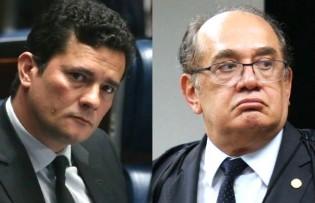 O primeiro confronto entre Ministro da Justiça Sérgio Moro e o Ministro do STF Gilmar Mendes está marcado