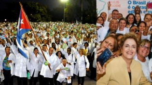 Cuba, sem fazer nada, faturou R$ 6 bilhões com o Mais Médicos e sai ao ver a fonte secar