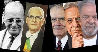 Os filhos dos generais-presidentes e os filhos dos presidentes civis