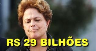 Finalmente Dilma, a mulher honrada, vira ré por corrupção
