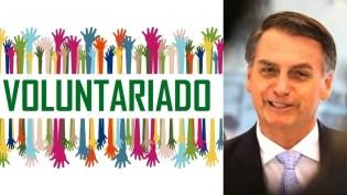 O Ministério Colaborativo e Voluntário do Bem do Brasil em apoio a Jair Bolsonaro