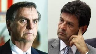 """Mandetta começa mal e ganha o primeiro """"NÃO"""" de Bolsonaro"""