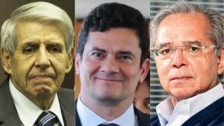 """Os ministros de Bolsonaro e os """"espalhadores"""" de notícia..."""