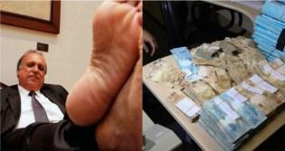 """Pezão tem tesouro escondido em """"dinheiro vivo"""""""