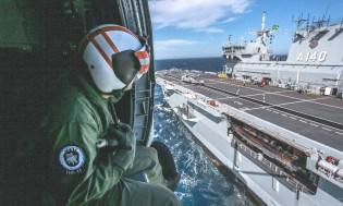 """O PHM """"Atlântico"""" - Um navio para todos os mares"""
