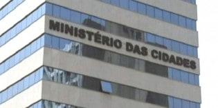 A marcha fúnebre do Ministério das Cidades