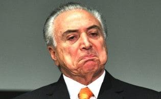 O infame indulto da corrupção e Michel Temer agindo em benefício próprio