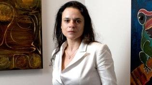 Janaína aplaude chanceler e conclama que Maduro seja preso caso pise no Brasil