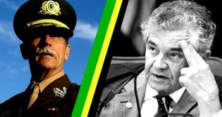 "General chama Marco Aurélio de ""comparsa"" de criminoso e ""vaidosão inconsequente"""
