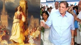 De Joana d'Arc a João de Deus, mistérios que nunca serão explicados