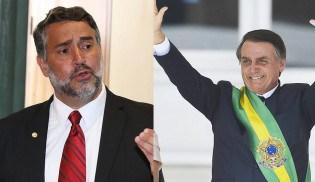 Líder do PT na Câmara, sem ter ido na posse, diz que Bolsonaro foi hostil e posse foi um fiasco (Veja o Vídeo)