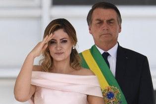 Michelle Bolsonaro conquistou o país com seu carisma: Looks da Primeira-Dama